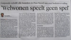 Noordhollands Dagblad, 21 mei 2014