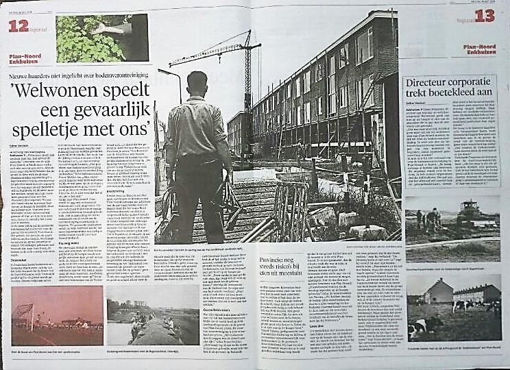 Noordhollands Dagblad, 16 mei 2014