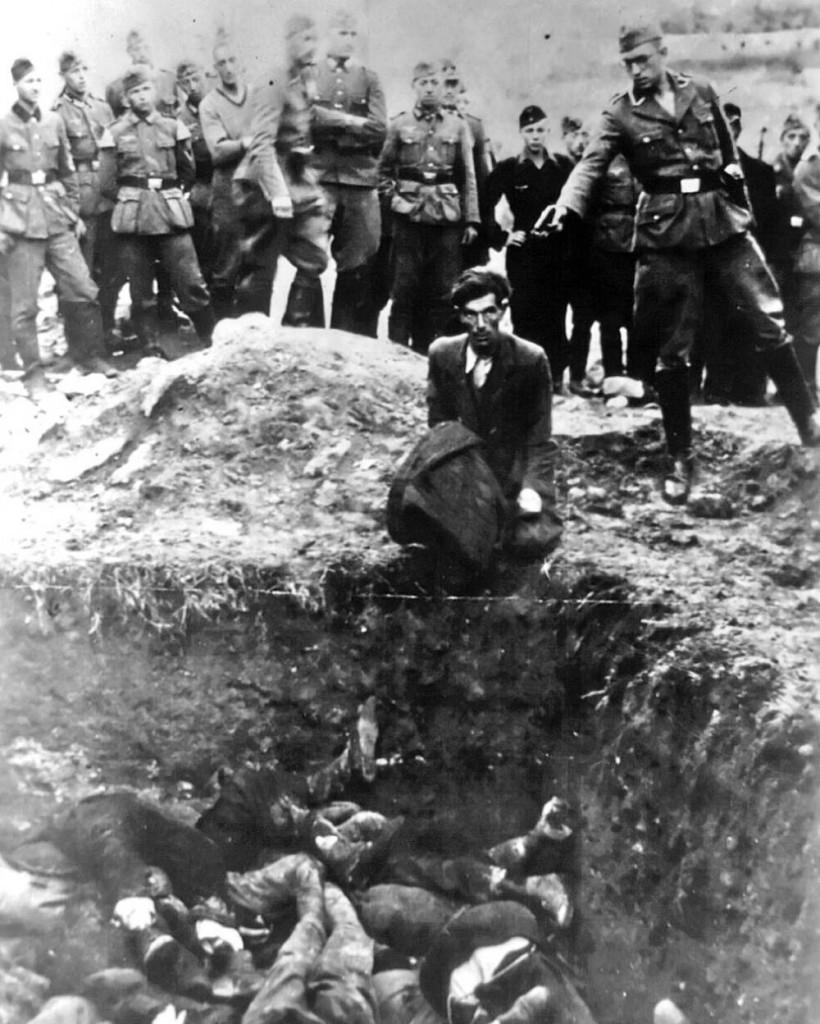 De Laatste Jood van Vinnytsia, 1941